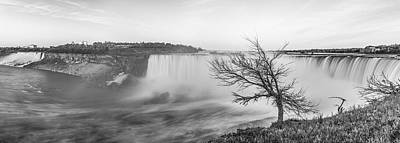 Photograph - Niagara Falls Lonely Tree by John McGraw
