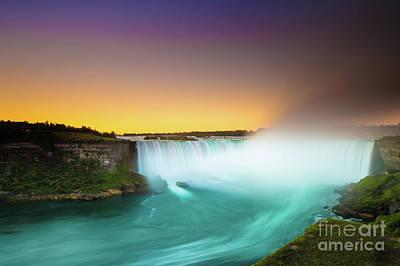 Photograph - Niagara Falls  by Mariusz Czajkowski