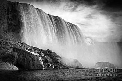 Photograph - Niagara Falls Power Of Nature by Charline Xia