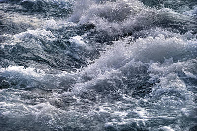Photograph - Niagara Falls Rapids by Tammy Wetzel