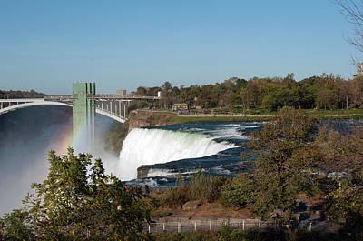 Photograph - Niagara Falls Usa by Michelle McPhillips