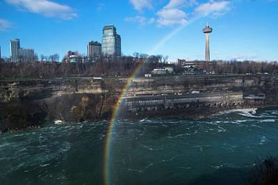Photograph - Niagara Falls_120716_8054 by Brian Snyder