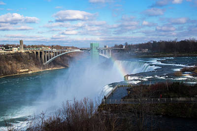 Photograph - Niagara Falls_120716_8075 by Brian Snyder