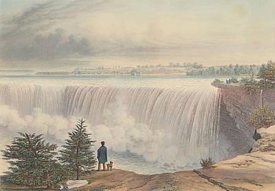 Digital Art - Niagara by  Newwwman