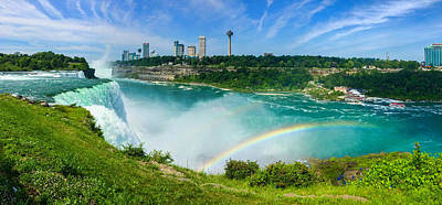 Photograph - Niagara by RC Pics