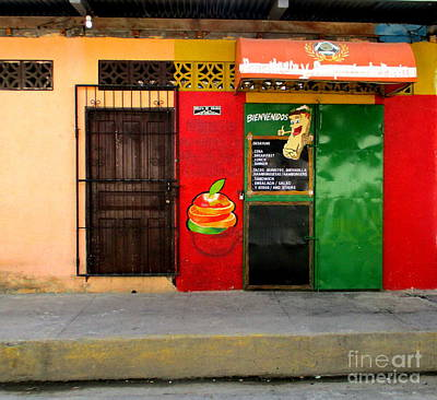 Photograph - Nicaragua 19 by Randall Weidner