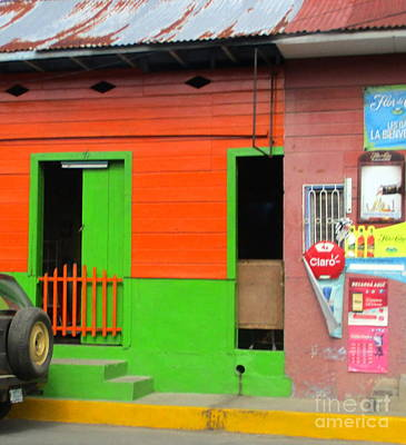 Photograph - Nicaragua 22 by Randall Weidner