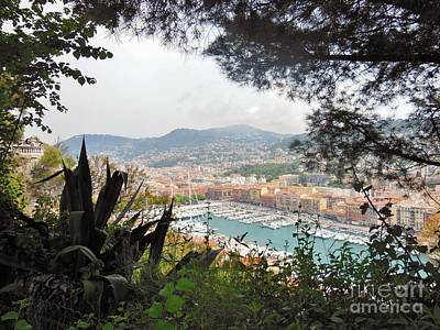 Photograph - Nice France Harbor by Marilyn Dunlap