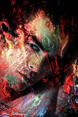 Male Digital Art - Nice Guy by Mark Ashkenazi