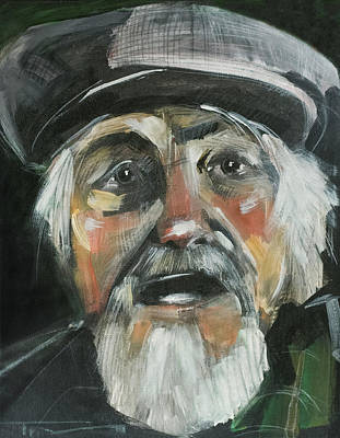Painting - Nicely Weathered by Tim Nyberg