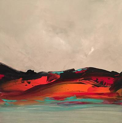 Painting - Niche by Soraya Silvestri