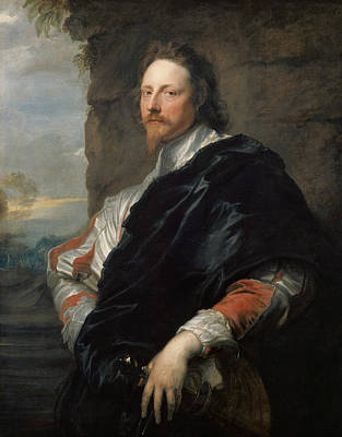 Painting - Nicolas Lanier by Anthony van Dyck