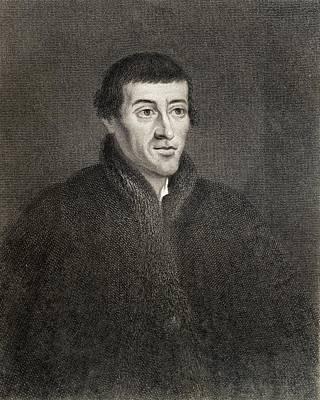 Nicolaus Copernicus 1473-1543. Polish Art Print by Vintage Design Pics