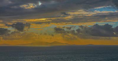 Photograph - Nieth Sunset #g9 by Leif Sohlman