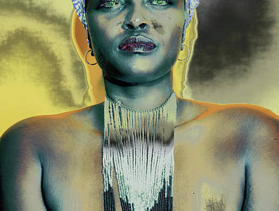 Photograph - Nigerian Goddess by Hugh Smith