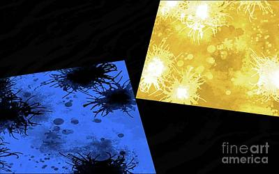 Digital Art - Night And Day by Tim Richards