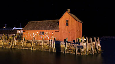 Photograph - Night At Motif #1 by Stephen Stookey