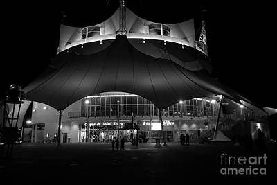 Photograph - Night At The Circus Number Two by David Lee Thompson
