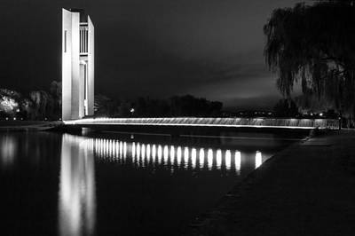 Photograph - Night Bell by Nicholas Blackwell