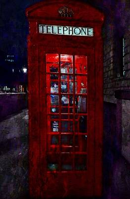 Photograph - Night Call by Dorothy Berry-Lound