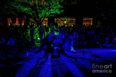 Photograph - Night Dance by Joann Long