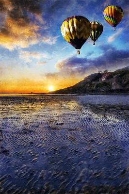Photograph - Night Flight by Ian Mitchell