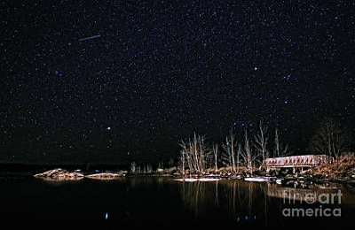 Photograph - Wishing Upon A Star by Charline Xia