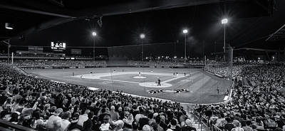 Photograph - Night Game In Mesa by Greg Thiemeyer