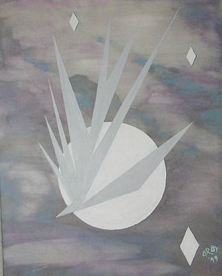 Night Hawke 2 Art Print