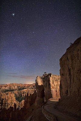 Photograph - Night In Bryce by Art Cole