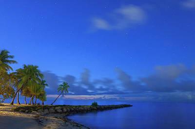 Photograph - Night Landscape by Scott Meyer