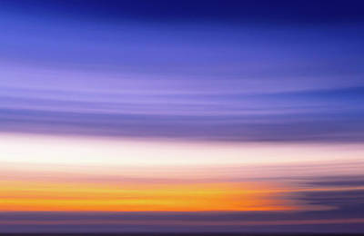 Photograph - Night Layers by Mark Andrew Thomas
