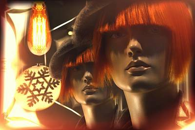 Night Light Blondes - Warm   Original