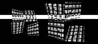 Photograph - Night Light by Daniel Schubarth