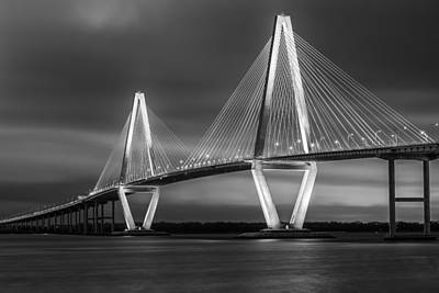 Ravenel Photograph - Night Light by Mike Lang