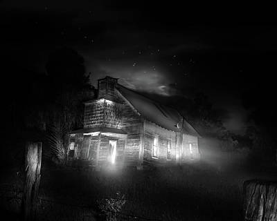 Photograph - Night Of The Wicked by Mark Andrew Thomas