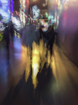 Photograph - Night On The Town by Alex Lapidus
