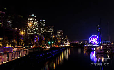 Photograph - Night On The Town by Deborah Klubertanz