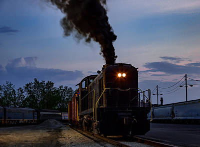 Photograph - Night Rider by Dale Kincaid