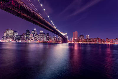 Photograph - Night Scape Lr by Michael Damiani