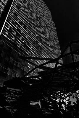Photograph - Night Seattle by Brian Sereda