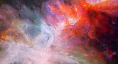 Painting - Night Sky by Lelia DeMello