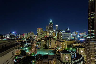 Photograph - Night View 2 by Kenny Thomas