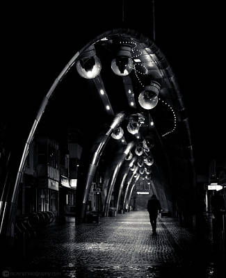 Photograph - Night Walk by Beverly Cash