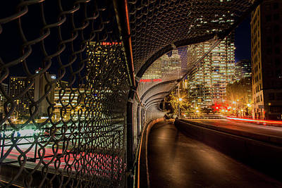 Photograph - Night Walking by Kenny Thomas