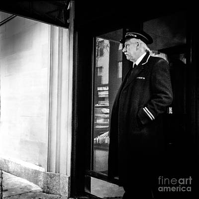 Photograph - Night Watch by Miriam Danar
