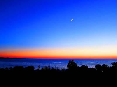 Peace Photograph - Nightfall by Andreas Thust