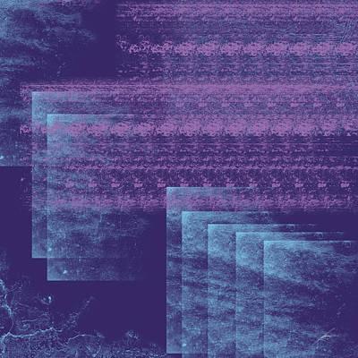 Nightfall Art Print by Diretorio do Design