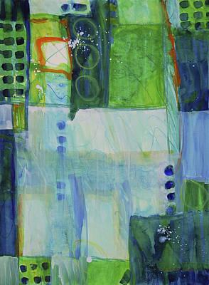 Painting - Nightfall by Lynda Hoffman-Snodgrass