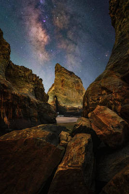Photograph - Nightfall On Kiwanda by Darren White